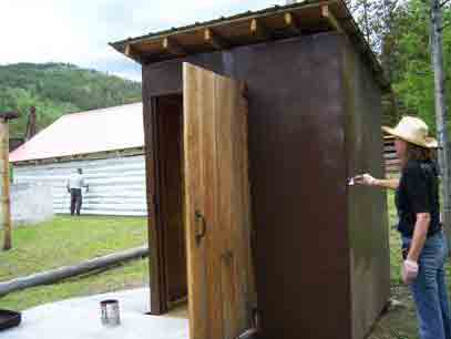 Outhouse 2008